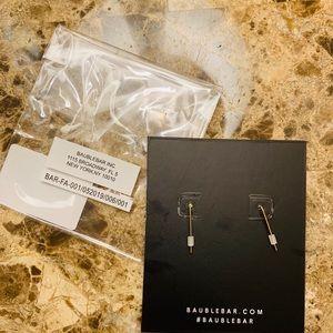 BaubleBar Jewelry - New Baublebar Ear Crawlers